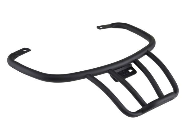 Porte-bagage arrière pour Vespa GTS/GTV/GT 125-300ccm 4T LC, noir