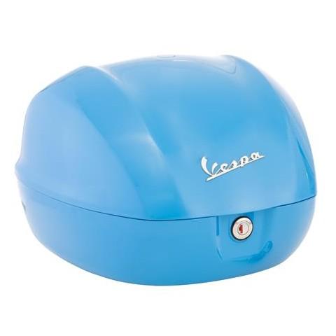 Original Top Case 32 l. Vespa 50° Primavera bleu 291/A