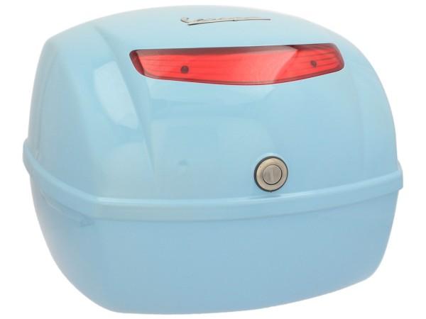 Original Top-case Vespa LX/ S/ PX bleu Azzurro Capri 231/A