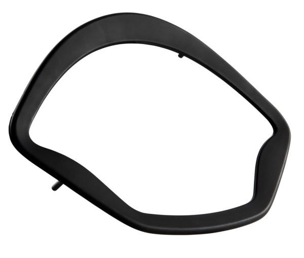Cerclage compteur de vitesse pour Vespa GTS/GTS Super 125-300ccm ('14-), noir mat