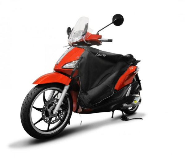 Tablier couvre jambes pour Liberty Original Piaggio