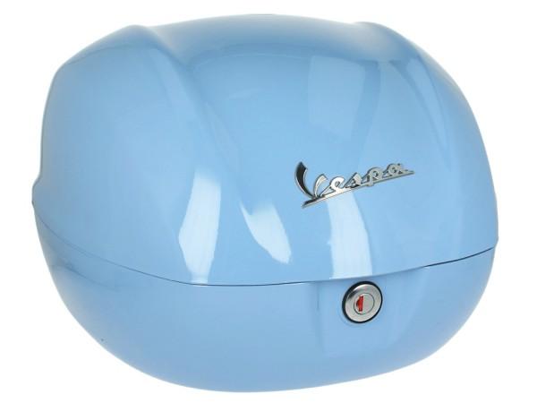 Original Topcase für Vespa Primavera blue clair 279/A