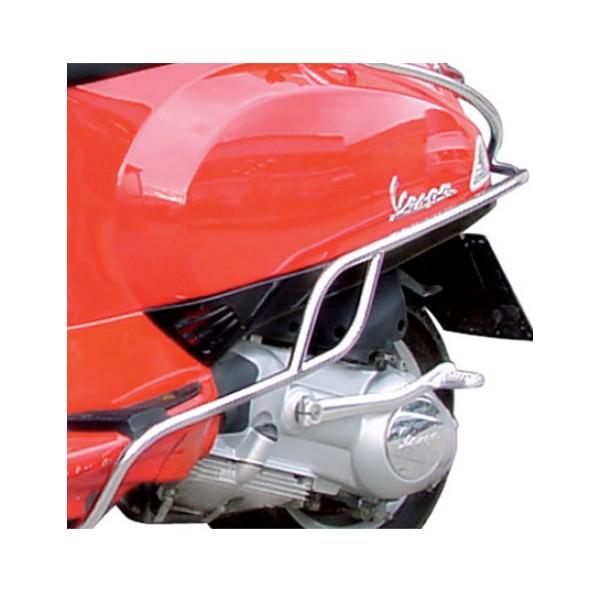 Original Protection latérale arrière chromée Vespa S