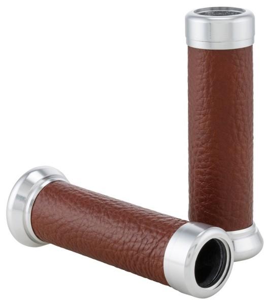 Poignées pour Vespa GTS/GTS Super/GT/GT L 125-300ccm, brun marron