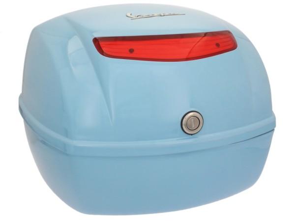 Original Top-case Vespa LX/ S/ PX bleu Celeste Olimpo 241/A