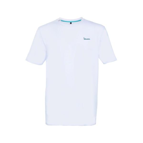 Vespa Graphic T-Shirt homme blanc