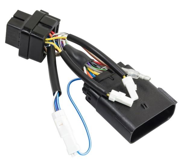 Jeu de câbles compte-tours/compteur de vitesse pour Vespa GTS/GTS Super 300ccm FL ('14-)