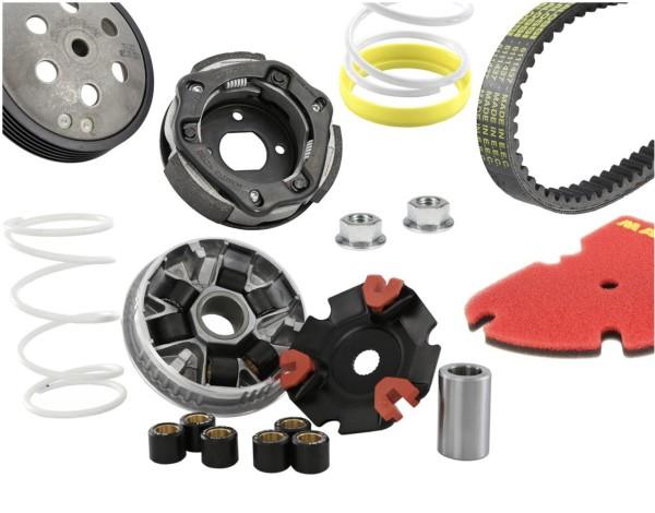 """Kit tuning drive, """"Sport"""" pour Vespa LX 125-150ccm / Primavera / Sprint 3V i.e./ iGet 150ccm"""