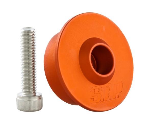 Kit de montage pour rétroviseur d'extrémité du guidon sans embouts de guidon, MK II, orange