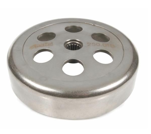 Cloche d'embrayage POLINI Speed Bell pour Vespa ET2 / ET4 / LX / LXV / S 50cc 2T / 4T AC / LC
