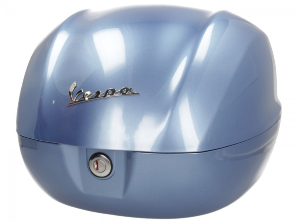 Original maleta Vespa Primavera - bleu métallique 260/A