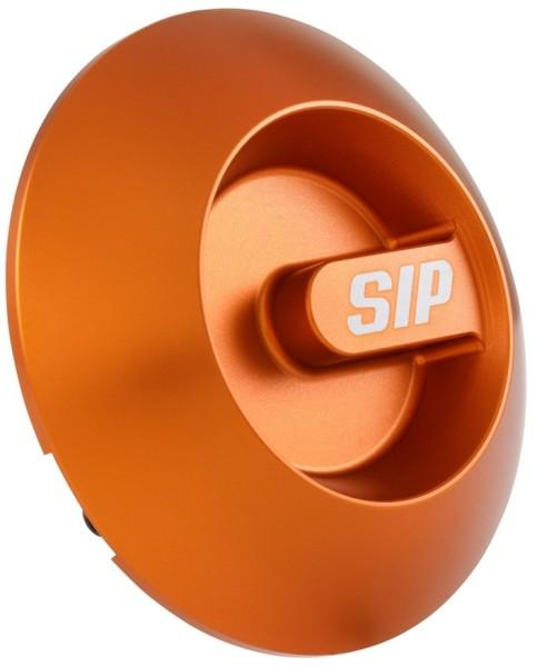 Couverture couvercle de variateur pour Vespa, orange mat