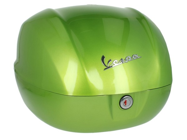 Original Topcase für Vespa Sprint grün / gem green / hope green / 341/A
