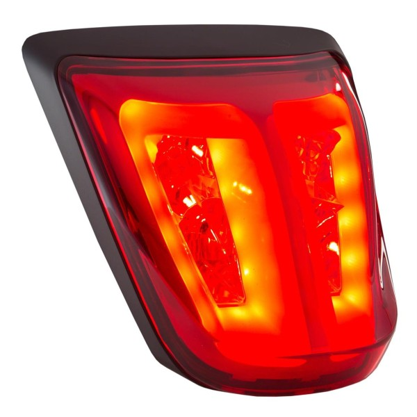 Feu arrière LED verre rouge pour Vespa Primavera / Sprint 50-150ccm