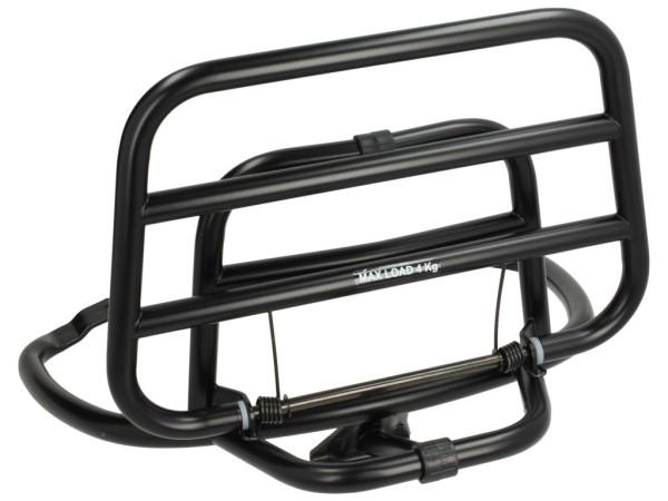 Porte bagages arrière Vespa Primavera / Sprint - noir