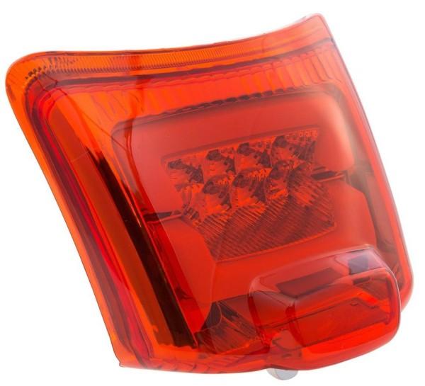 Feu arrière LED pour Vespa GTS/GTS Super/GTV/GT 60 125-300ccm (-'13), rouge
