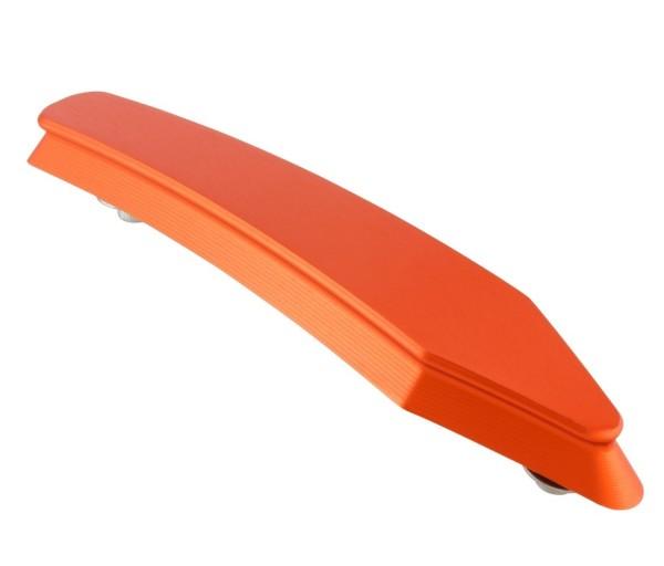 Crête de garde-boue pour Vespa GTS/GTS Super/GT/GT L 125-300ccm, orange mat