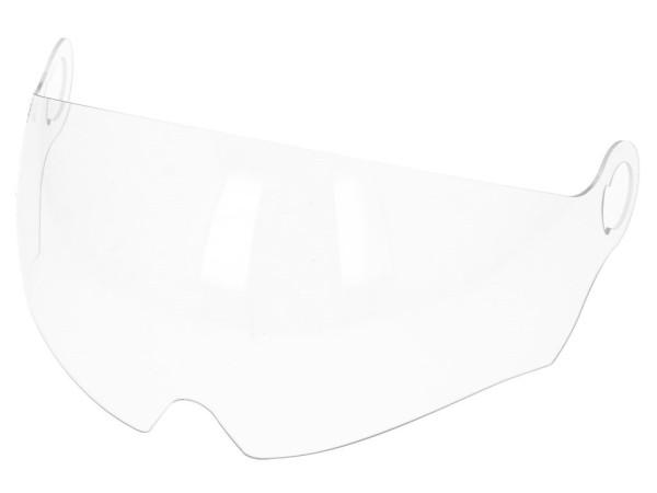 Original visière forme ergonomique pour Vespa V Stripes casque