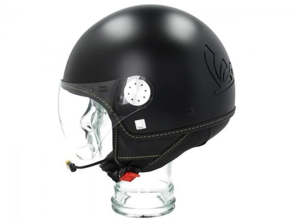 Vespa Jet Helmet Visor 3.0 Bluetooth noir