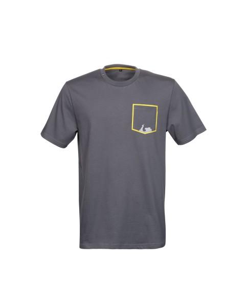 Vespa Graphic T-Shirt homme gris