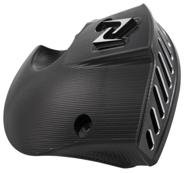 Prise d'air couvercle de variateur pour Vespa GTS/GTS Super/GTV/GT, noir