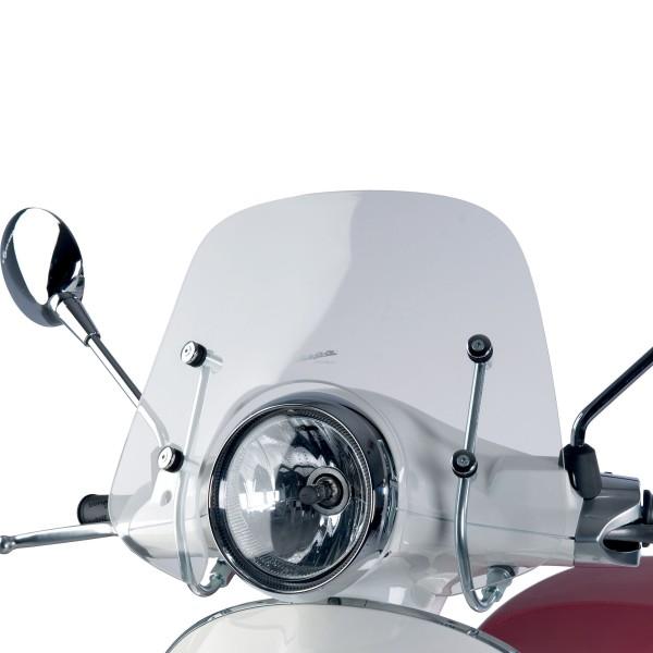 Pare-brise transparent Cruiser pour Vespa Primavera / Elettrica